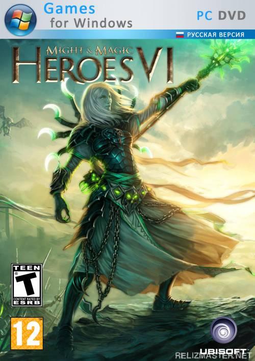 Скачать Герои Меча и Магии VI / Might & Magic Heroes VI (2011) PC
